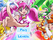 Play Glitter Force Coloring