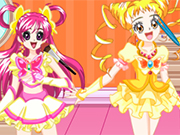 Play Glitter Force Facial Treatment
