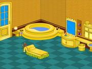 ゴールデン浴室エスケープ
