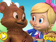 Play Goldie and Bear Puzzle