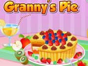 Play Granny's Pie