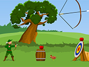 Play Green Archer 2