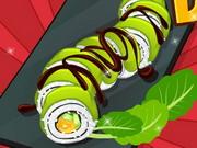 Play Green Dragon Roll