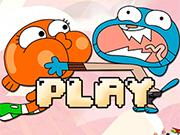 Play Gumball Car Race
