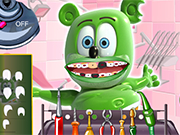 Play Gummy Bear Dentist