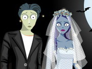 Play Halloween Couple Dressup
