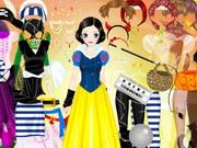 ハロウィーンドレスアップ10