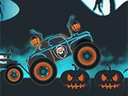 Play Halloween Monster Transporter