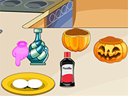 Play Halloween Pumpkin Pie French Toast