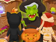 Play Halloween Spooky Spell