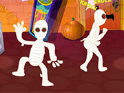 Play Halloween Surprise Party