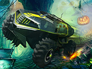 Play Halloween Truck Shooter