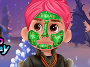 Play Handsome Kristoff Xmas Makeover