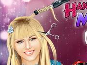 Play Hannah Montana Real Haircuts