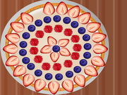 Play Hannah's Kitchen Berries Pizza