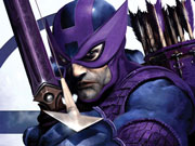 Play Hawkeye Adventure Defence