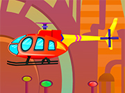 Play Helicopter Landing Escape