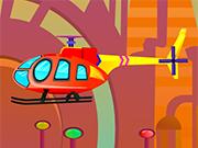 ヘリコプター着陸エスケープ