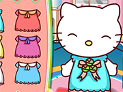 Play Hello Kitty Bike Accident Game
