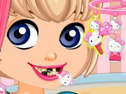 Play Hello Kitty Dentist