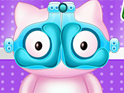 Play Hello Kitty Eye Care