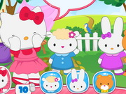 Play Hello Kitty Hide and Seek