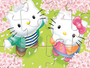 Play Hello Kitty In Love