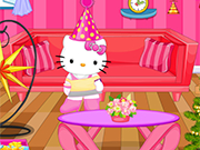 Play Hello Kitty New Year Decoration