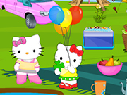 Play Hello Kitty Picnic Spot