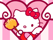 Play Hello Kitty Room Cleanup