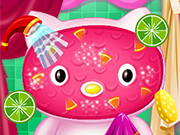 Play Hello Kitty Stylish Makeover