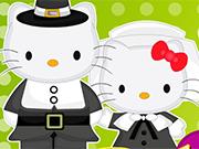 Play Hello Kitty Thanksgiving Party Decor