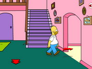 Play Homer Simpson Saw Game