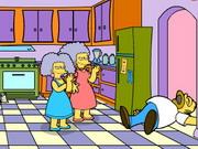 Homeroシンプソンソーゲーム