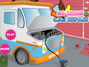 Play Ice cream car repair