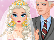 Play Ice Princess Wedding