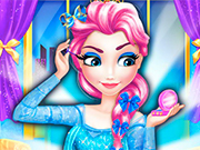 Play Ice Queen Make Up Salon