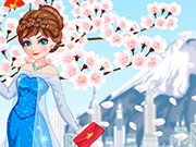 Play Ice Queen Time Travel Japan