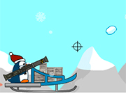 Play Ice Road Penguins