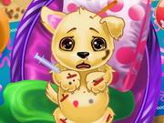 Play Injured Puppy