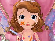 Play Injured Sofia The First