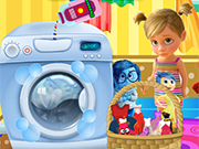 Play Inside Out Washing Day