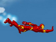 Play Iron Man Armored Justice