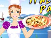 イタリアのパスタサラダ