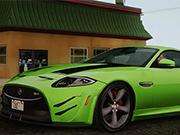 Jaguar Hidden Tires