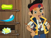 Play Jake and The Neverland Pirates Messy
