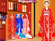 Play Japanese Girl Dress Up