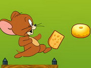 Play Jerry Run N Eat Cheese