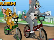Play Jerry's Bmx Rush