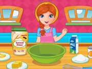 Play Jessy Cooking Cookie